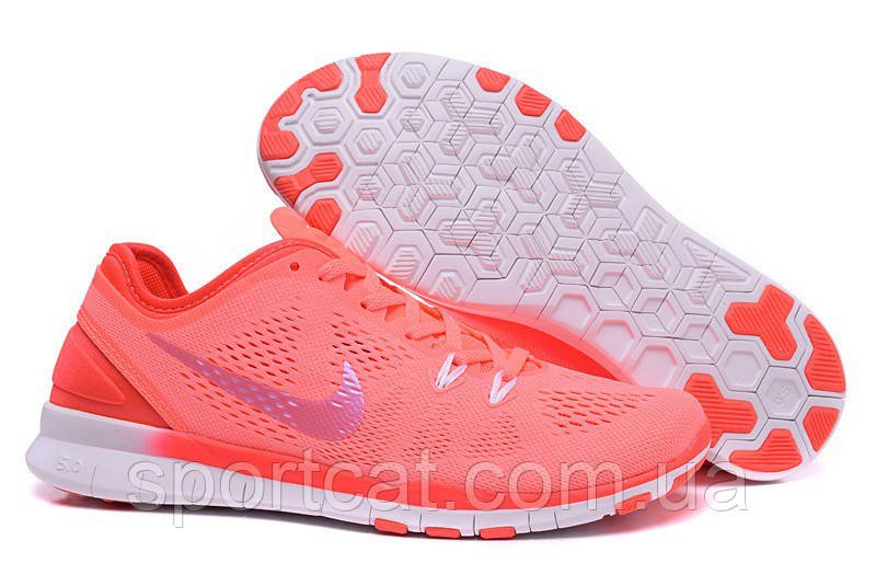 Женские кроссовки Nike Free TR Fit 5, текстиль