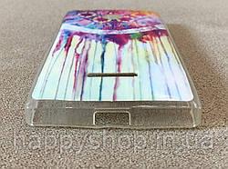 Силиконовый чехол для Nokia Lumia 435/532 (Dreamcatcher), фото 2