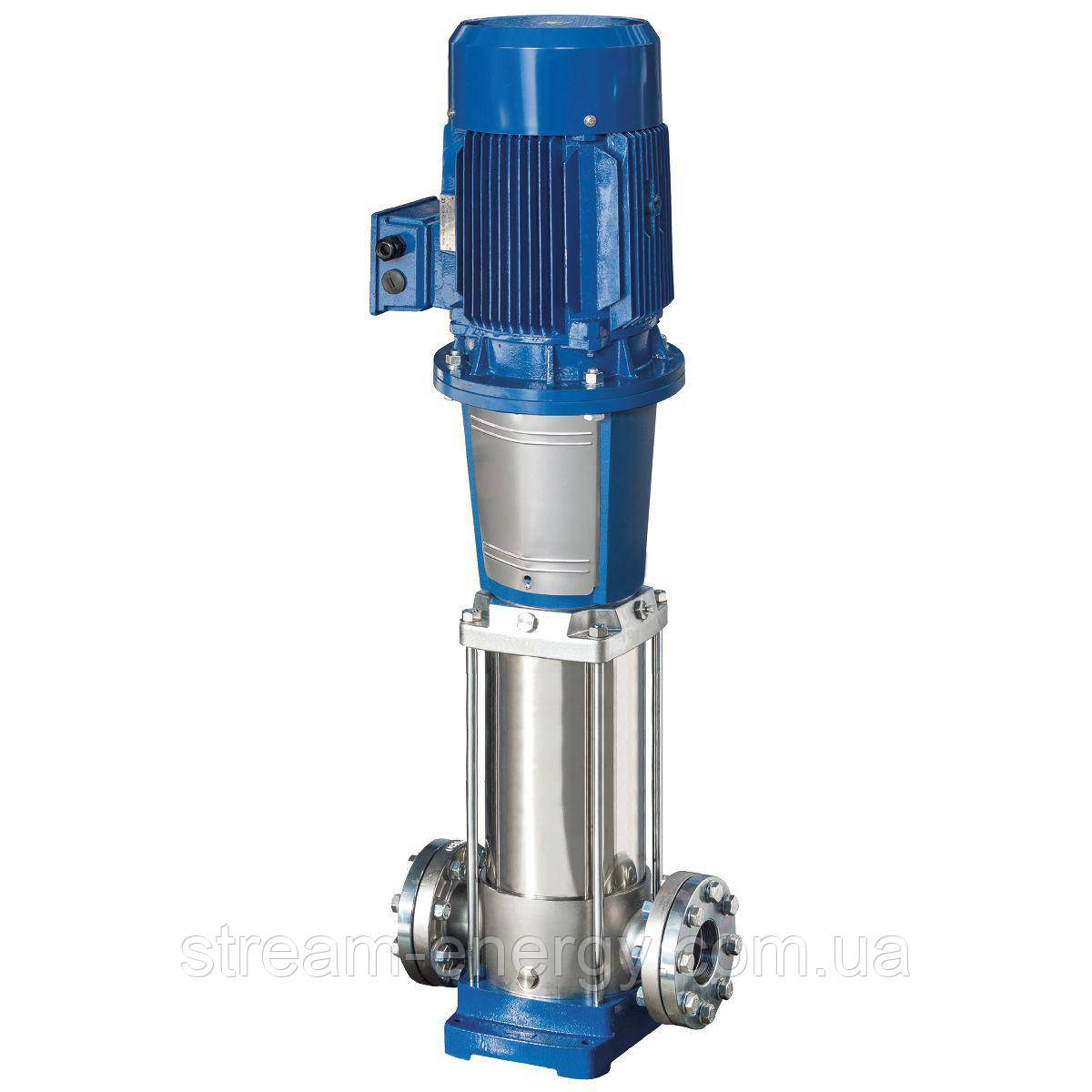 Вертикальный насос инлайн Speroni VS42 Inline, подача 55 м3/ч