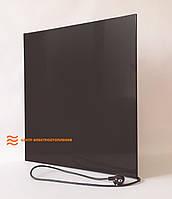 Керамический обогреватель с конвекционными решетками Opal 375 Climat Black с терморегулятором