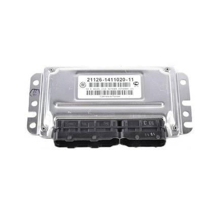 Контроллер системы управления двигателем АВТЭЛ 21126-1411020-11, фото 2