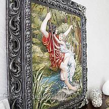 Панно Пара на качелях цветное, фото 2