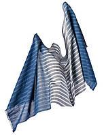 Мужской синий шарф BL21-2341 Eleganzza