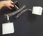Люстра Припотолочная на 2 лампочки з поворотними плафонами