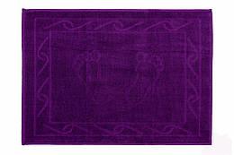 Полотенце TM Hobby д/ног Hayal 50x70 фиолетовый 700г/м2