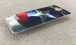 Пластиковый чехол для Nokia Lumia 515 (Star), фото 3