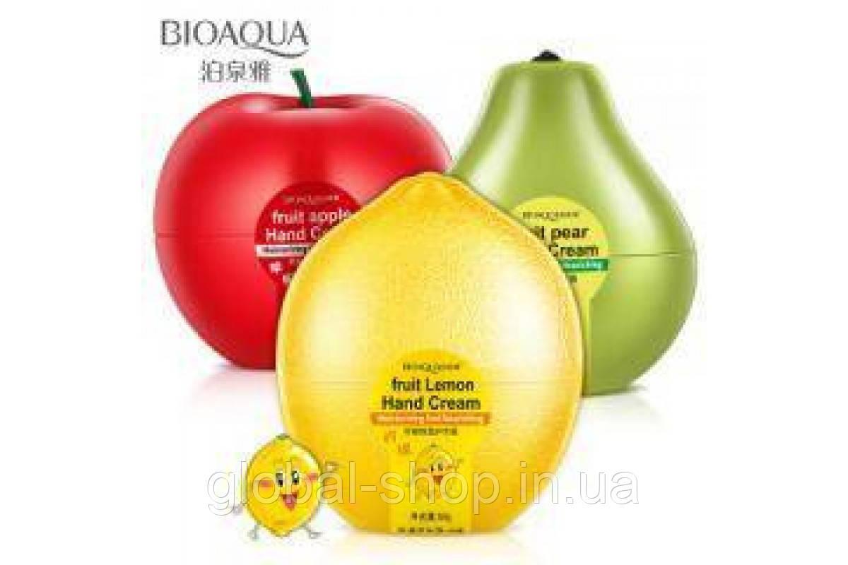 Крем для рук в виде фруктов и овощей HAND CREAM NATURAL FRESH ( 10 ароматов)