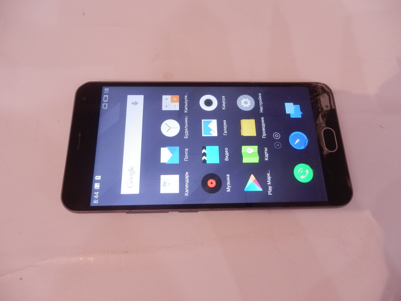 Мобильный телефон Meizu M2 note №5327