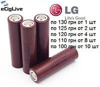 Высокотоковые аккумуляторы LG HG2 3000 mAh 20-35A 18650 Original