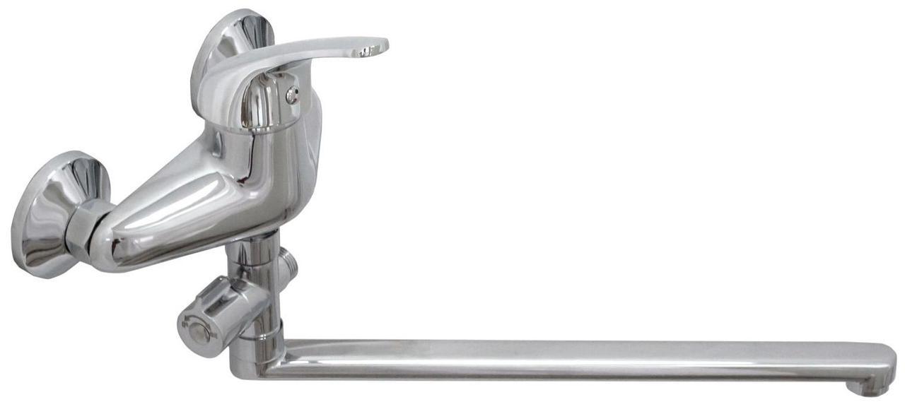 Cмеситель для раковины Globus Lux SOLLY GLSO-0108, L-350,  душевой комплект