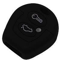 Силіконовий ключ SEAT Ibiza Леон Толедо Mii Altea Cordoba Arosa Альгамбра Exeo FR для VW Sharan 2 кнопки