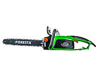 Цепная электропила Foresta 83-005, прямой двигатель, фото 1