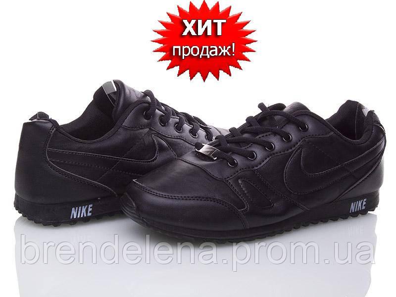 Мужские стильные кроссовки под NIke р 44 (код 0195-00) 44