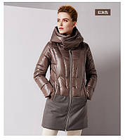 Пьер Карден / Pierre Cardin  пуховик -пальто 4 цвета, фото 1