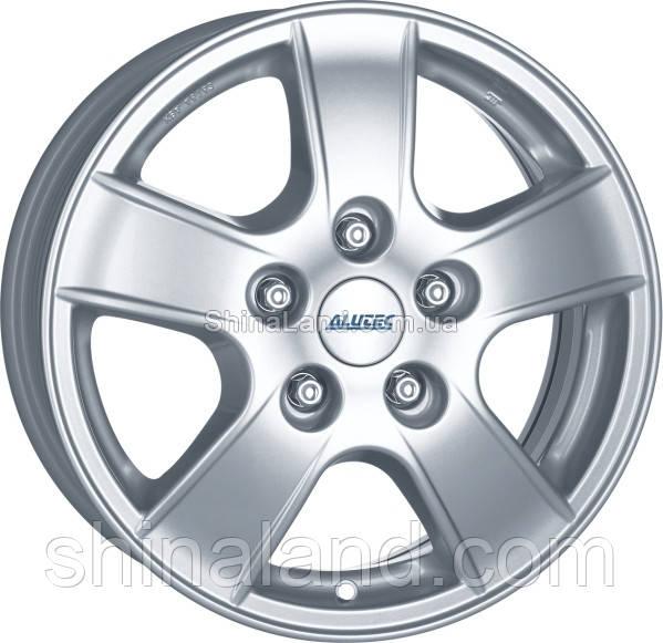 Литые диски Alutec Energy T 6,5x16 5x98 ET27 dia58,1 (PS)