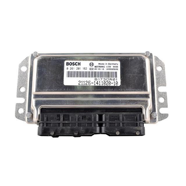 Контроллер системы управления двигателем Bosch 21126-1411020-10