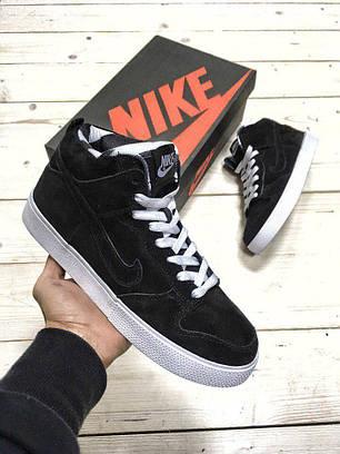3e4e0d0d Мужские кроссовки Nike Dunk (ЗИМА) (Топ реплика ААА+) купить в ...
