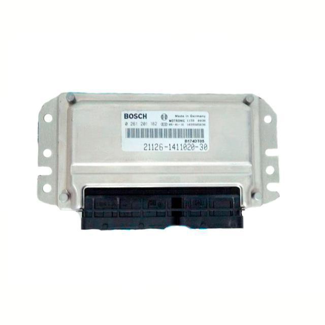 Контроллер системы управления двигателем Bosch 21126-1411020-30
