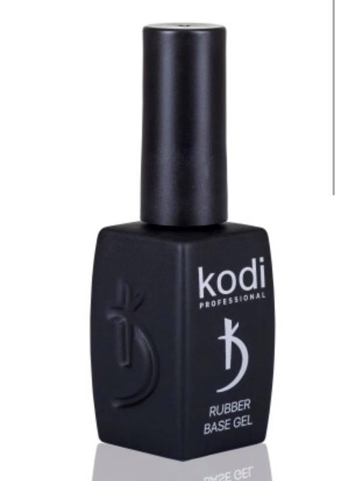 Rubber Base Gel Kodi Professional- каучуковая основа 12 мл
