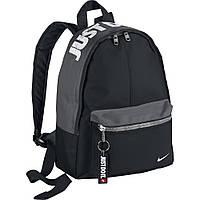 Рюкзак детский Nike Young Athletes Classic BA4606-017 30х26х10 см Серо-черный (823229094106)