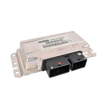 Контроллер системы управления двигателем НПО ИТЭЛМА 21126-1411020-90, фото 2