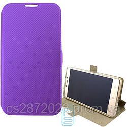 Чехол-книжка Modern без окна Lenovo K6, K6 Power фиолетовый