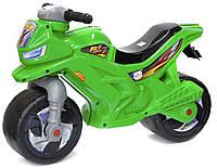 Каталка Мотоцикл зелений арт501