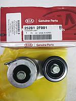 Ролик натяжной ремня генератора, KIA Sportage 2010-15 SL, 252812f001