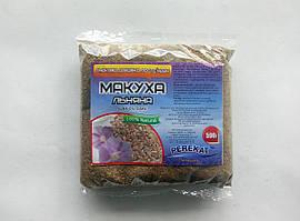 Вкусовая протеиновая добавка Perekat Жмых льна , 500гр