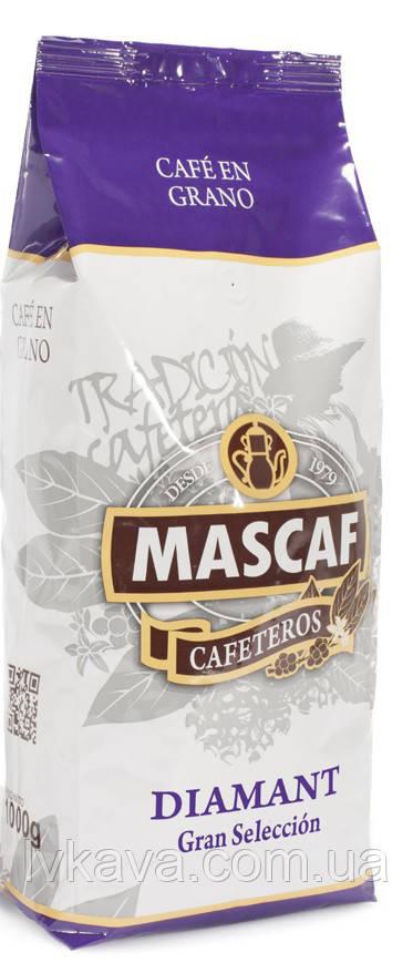 Кофе в зернах Mascaf Cafeteros Diamant Gran Seleccion  ,  1 кг