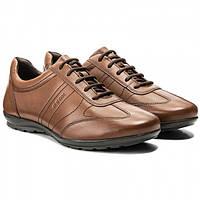 Мужские туфли GEOX Respira оригинал. Натуральная кожа. 43-46