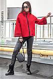 Ветровка «Одри»  цвет красный, фото 2