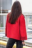 Ветровка «Одри»  цвет красный, фото 4