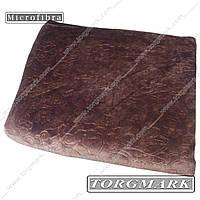 Покрывало-плед из микрофибры полированный, размер 200х220 см