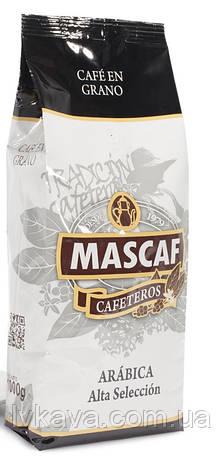 Кофе в зернах Mascaf Cafeteros Arabica Alta Selection ,  1 кг, фото 2