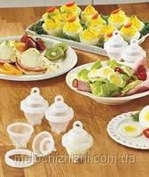 Формы для варки яиц, Яйцеварка «Eggies» (Арт.EM2143 )