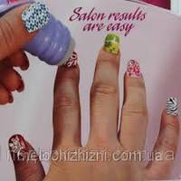 Набор маникюрный Salon Express для росписи ногтей