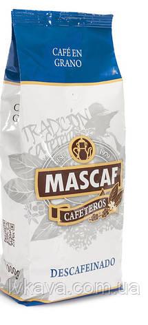 Кофе в зернах Mascaf Cafeteros Descafeinado,  1 кг, фото 2