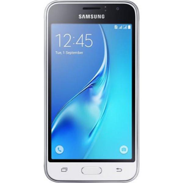 Сенсорный мобильный телефон Samsung J120 White