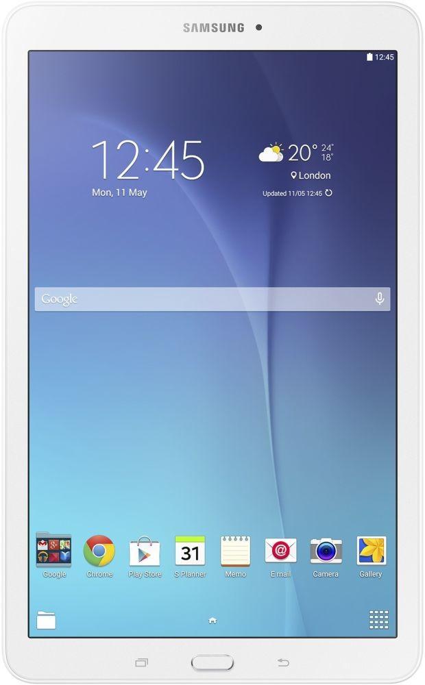 Планшет Samsung SM-T561 Tab E White