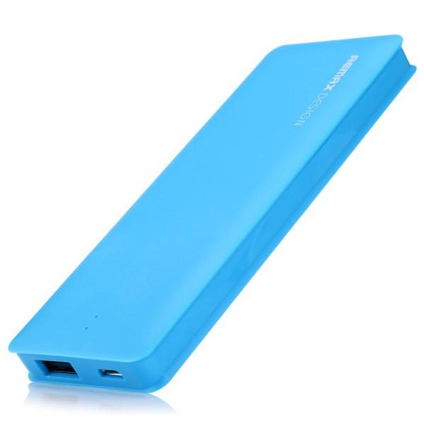 Универсальная мобильная батарея Remax 5000 mAhRM-TG5000 Blue