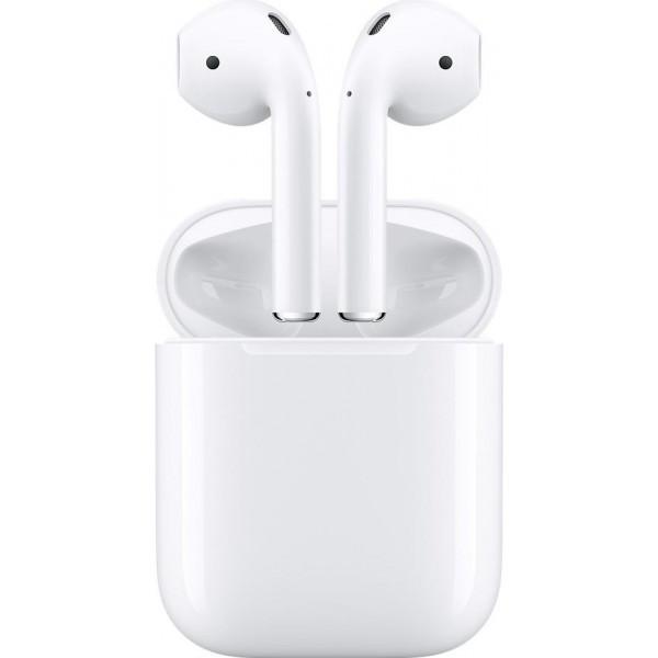 Bluetooth-гарнитура Apple Air Pods wireless White MMEF2