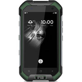 Защищенный смартфон Blackview BV6000S 2/16Gb LTE Dual Green