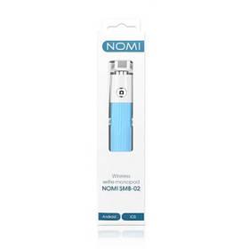Монопод для селфи Nomi SMB-02 Blue