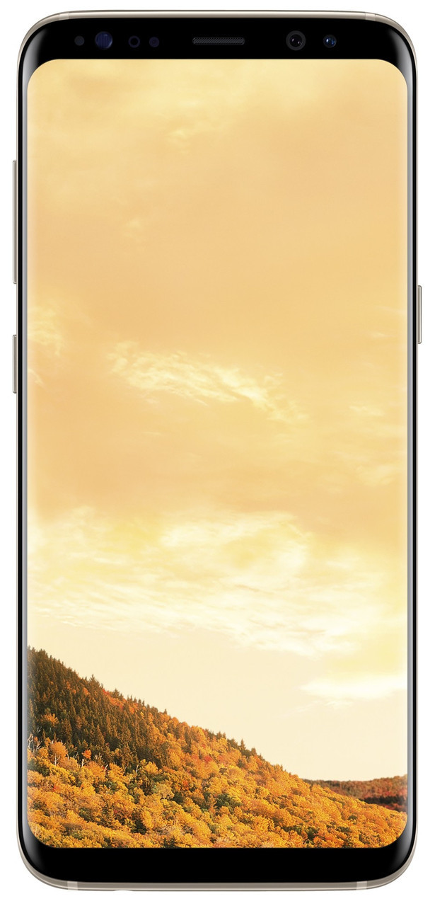 Samsung SM-G955F 64G S8+ Duos Maple Gold