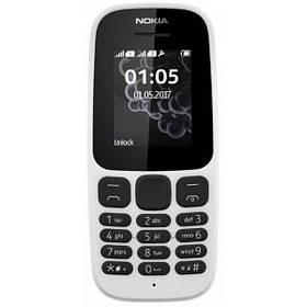 Nokia 105 SS New White
