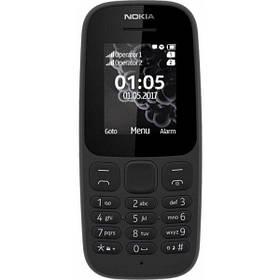 Nokia 105 TA-1174 Dual Sim 2019 Black