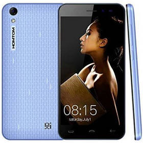 Смартфон Homtom HT16 1/8Gb Blue
