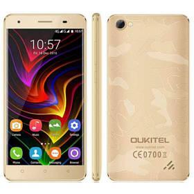 Смартфон Oukitel C5 PRO 2/16Gb Gold