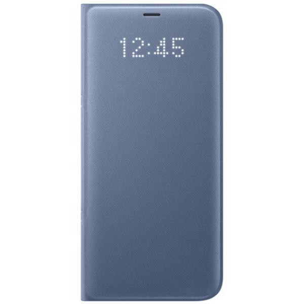 Чехол-книжка Samsung LED View Cover для Samsung Galaxy S8 Plus Blue